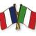 France and Italy introduce a blue theme