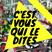 """""""C'EST VOUS QUI LE DÎTES !"""" (29.01.2018) Invité(s) : Collectif Synergie & District Brestois (Sport)"""
