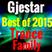Best of 2015 Trance Fam