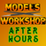 Models Workshop After Hours EP 31-Draconic Awards and LVO with guests Lyn Stahl, Shoshie Bauer, and