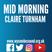 Mid Morning: Claire Turnham