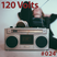 120 Volts #024 New & Classic EBM Industrial Darkwave Post-Punk Goth