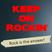 KEEP ON ROCKING 25 GIU 1