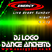 Dance Anthems 21-08-2016 DJ Logo