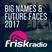 Frisk Radio - Big Names & Future Faces 2017