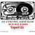 DJ STRONG ARM RON'S - Run Dat Radio Show - Tape#21