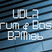 UDLR's Drum & Bass mix (BPM186)