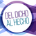 Del Dicho al Hecho - Programa 30 (18 Noviembre 2015)