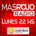 MasRojo Radio 26.06.17