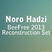 BeeFree 2013 Reconstruction Set