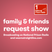 The Family And Friends Request Show with Ruth and Emma: 18th October 2018
