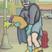 bat man pants