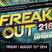 LordSwan3x Vs. Amuckone - Freak Out 216! @ The Beachland Ballroom 8/15/14