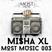MISHA XL - MOST MUSIC LIVE MIX 003