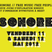 Playlist Sonore 2012