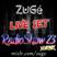 ZuGé - LIVE SET @ RADIOSHOW 23 (2012 Yearmix)