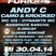 Andy C with GQ // Fast & Furious Mannheim // 30.04.2014