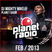 Planet Radio Black Beats Radioshow FEBRUARY 2013