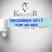 DECEMBER 2017 TOP40 MUSIC MIX (RADIO VERSION)