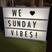 SUNDAY VIBES SHOW 02.10.16