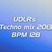 UDLR's Techno mix 2013 BPM128