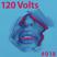 120 Volts #018 New & Classic EBM Industrial Darkwave Post-Punk Goth