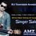 Salem (Singer) Live Interview with RJ Tanveer Ahmed Khan - AMZFM
