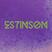 Estinson - Deep House (In The Studio) #1
