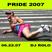 Pride 2007, Rolo Talorda live DJ set at Endup, SF (Disc 2)