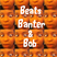 Beats, Banter & Bob with mix from Mike G (Wired Radio, Goldsmiths) - 22/10/14