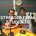 Stressed Exam Students