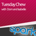 Tuesday Chew on 107 Spark FM - 5/6/2012