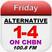 The Friday Alternative