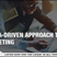 A Data-Driven Approach to Marketing