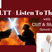 117: Taking a lightsaber to a knife fight and winning! - #LTT - Listen To This with Cliff & Sharon E