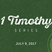 1 Timothy 3:14-16 (Audio)