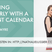 Behind The Scenes – Publishing Regularly With a Content Calendar