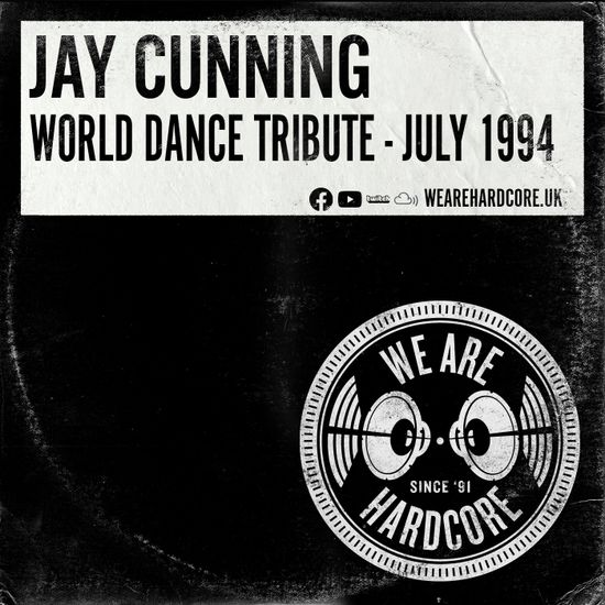 Download Jay Cunning - World Dance Tribute The Midsummer Dance Party [30 July 1994] mp3