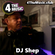 DJ Shep - 4 The Music Exclusive - Let's All Have a Nu Disco image