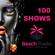 Paul Linney - 100th Show on Beach radio image