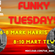 Funky Tuesdays with Mark Harris 25th May 2021 image