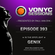 Paul van Dyk's VONYC Sessions 393 - Genix image