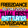Free2Dance Virtual Festival Live 18/04/2020 image