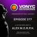 Paul van Dyk's VONYC Sessions 377 - Alex M.O.R.P.H. image