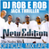 DJ Rob E Rob & Jack Thriller - New Edition: The Official Mixtape image