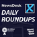 NewsDesk Daily Roundups - 4th March 2020 image