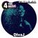 DJ DivaJ - 4 the Music Live - Music saved my life image