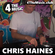 Chris Haines - 4 The Music - Chunky nu-disco into jacking club house image