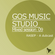 GOS MUSIC STUDIO MIXED SESSION 09 - Dubcast mixed by RASEP image