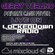 Gerry Verano LIVE @ Private Cage Fever 14 on Locked Down Radio UK image